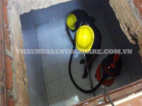 Thau rửa bể nước sạch tại Hà Nội, giá rẻ nhất thị trường Hà Nội