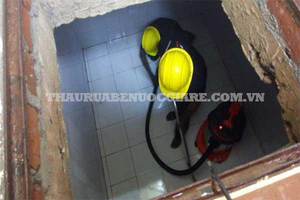 dịch vụ thau rửa bể nước sạch tại hà nội