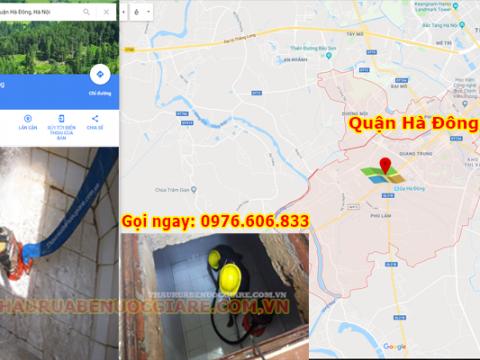 Thau Rửa Bể Nước Tại Quận Hà Đông, Hà Nội 0976.606.833