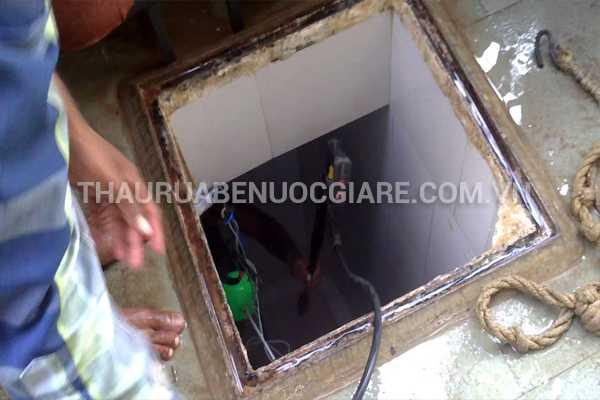 thau rửa bể nước tại quận hà đông, hà nội