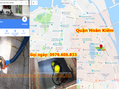 Thau Rửa Bể Nước Tại Quận Hoàn Kiếm LH 0976606833