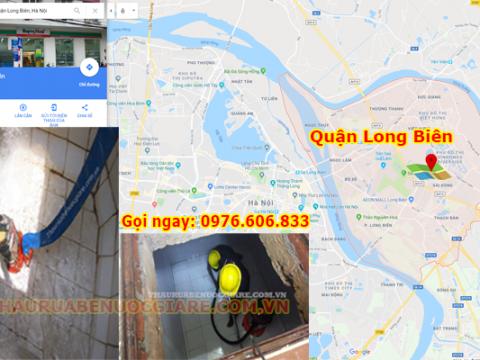 Thau Rửa Bể Nước Tại Quận Long Biên 0976 606 833
