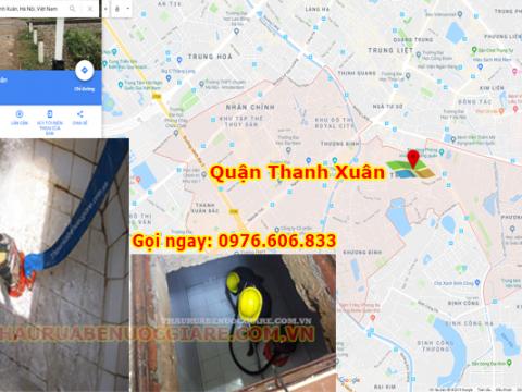 Thau Rửa Bể Nước Tại Quận Thanh Xuân 120.000đ Gọi 0976 606 833