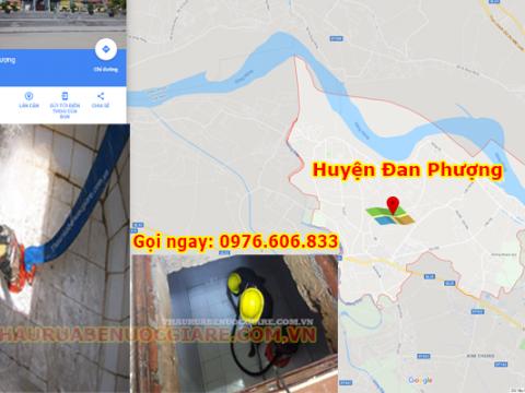 Thau Rửa Bể Nước Tại Huyện Đan Phượng – Làm sạch đến 99%