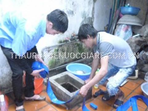 Nên thau rửa bể nước, vì nó thực sự cần thiết với mọi người
