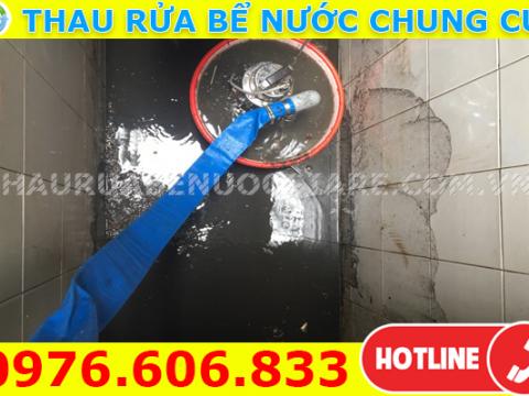 Thau Rửa Bể Nước Chung Cư Hà Nội Giá Rẻ 0976 606 833