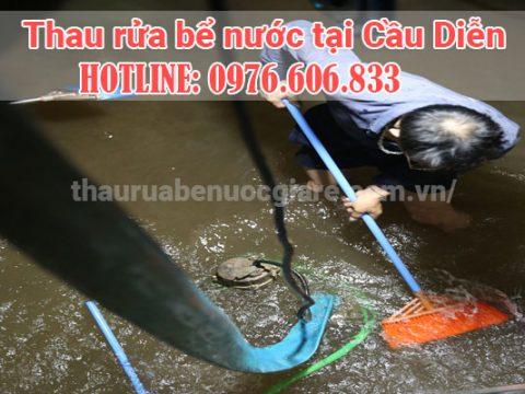 Thau bể nước Cầu Diễn, Hà Nội, Sạch Sẽ Cho Các Hộ Gia Đình