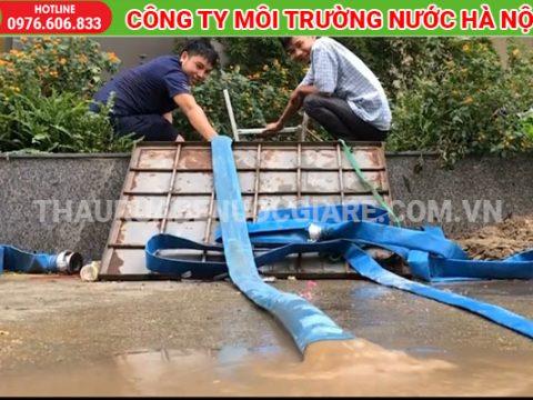 Rửa bể nước sạch tại Hà Nội đảm bảo vệ sinh